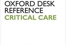 Oxford Desk Reference Critical Care PDF