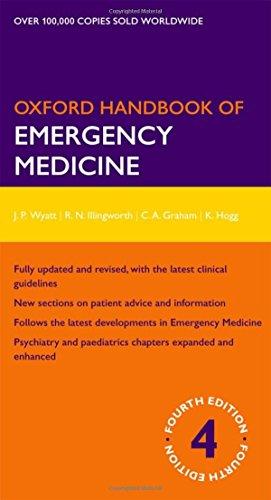 Oxford Handbook of Emergency Medicine 4th Edition PDF