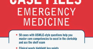 Case Files Emergency Medicine 3rd Edition PDF