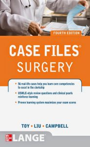Case Files Surgery 4th Edition