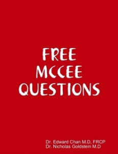 Free MCCEE Questions PDF