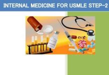 Nuggets Internal Medicine For USMLE Step 2 PDF