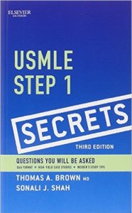 USMLE Step 1 Secrets 3rd Edition PDF