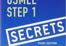 USMLE Step 1 Secrets 3rd Edition PDF