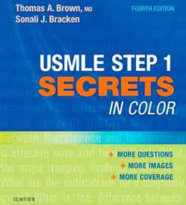 USMLE Step 1 Secrets In Color 4th Edition PDF