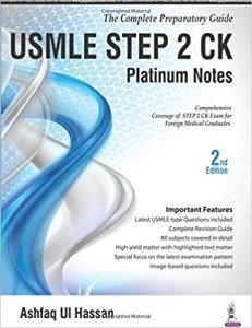 USMLE Step 2 CK Platinum Notes 2nd Edition PDF