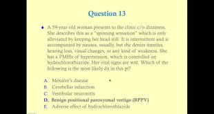 Neurology Review Questions (Part 3) - Medical Review Series