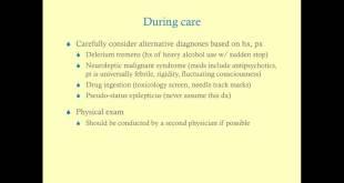 Status Epilepticus - Medical Review Series