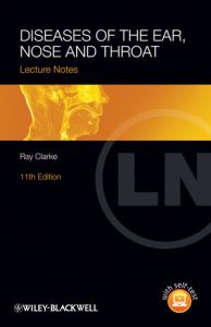 Diseases of the Ear Nose and Throat Lecture Notes 11th Edition PDF