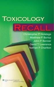 Toxicology Recall PDF