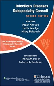 Washington Manual of Infectious Diseases Subspeciality Consult 2nd Edition PDF