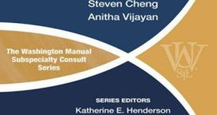 Washington Manual of Nephrology Subspeciality Consult 3rd Edition PDF