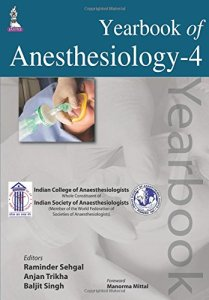 Yearbook of Anesthesiology 4 PDF