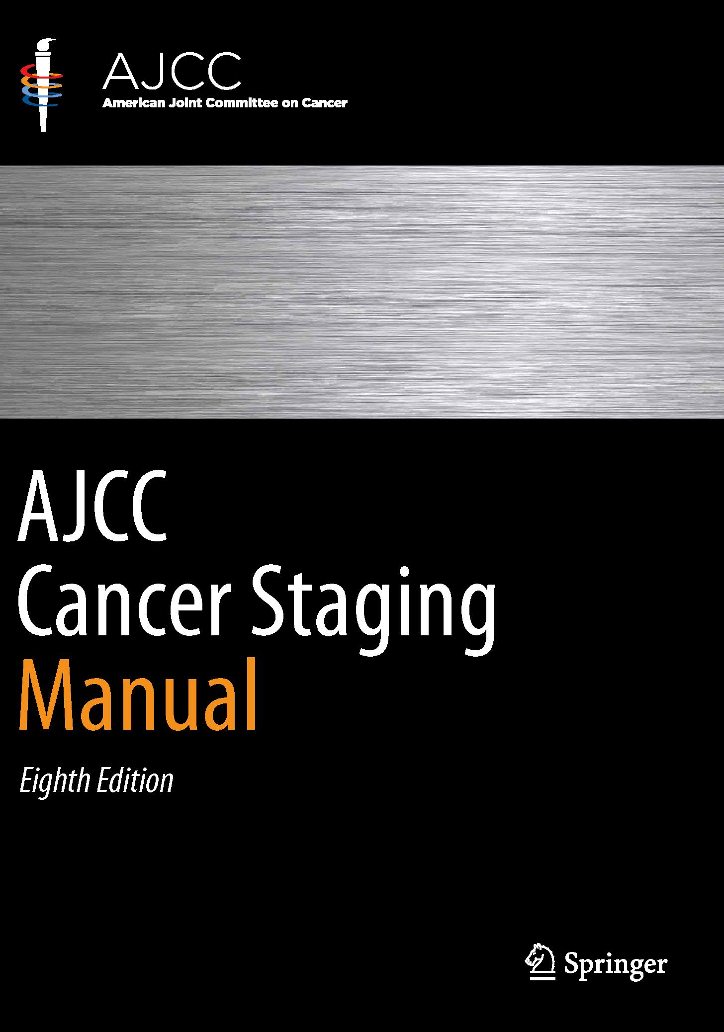 ajcc cancer staging manual pdf