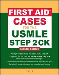 First Aid Cases for the USMLE Step 2 CK 2nd Edition PDF