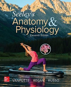 Seeley's Anatomy & Physiology 11th Edition PDF