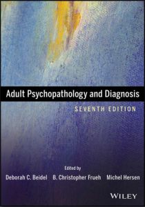 Adult Psychopathology and Diagnosis 7th Edition PDF