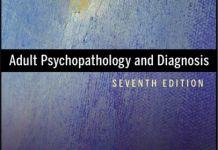 Adult Psychopathology and Diagnosis 7th Edition PDF