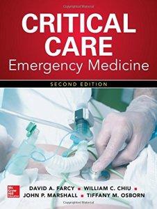 Critical Care Emergency Medicine 2nd Edition PDF