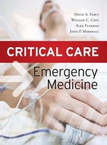 Critical Care Emergency Medicine PDF