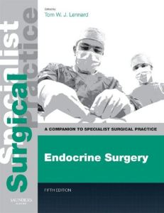 Endocrine Surgery A Companion to Specialist Surgical Practice 5th Edition PDF
