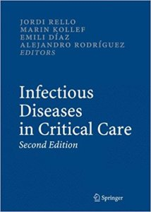 Infectious Diseases in Critical Care 2nd Edition PDF