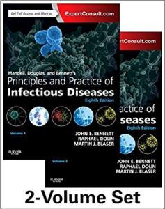 Mandell Douglas and Bennett's Principles and Practice of Infectious Diseases 8th Edition PDF