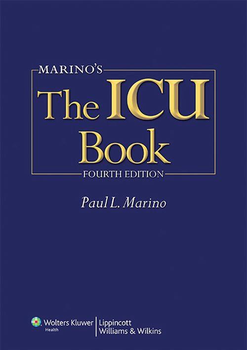 Amazon. Com: marino's the icu book (icu book (marino)) ebook: paul.