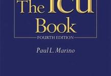 Marino's The ICU Book 4th Edition PDF