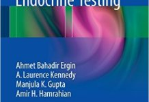 The Cleveland Clinic Manual of Dynamic Endocrine Testing PDF
