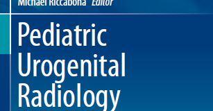 Pediatric Urogenital Radiology 3rd Edition PDF