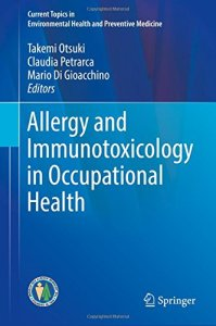 Allergy and Immunotoxicology in Occupational Health PDF