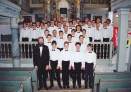 1996: Ertes Konzert Ars Musica, 1995
