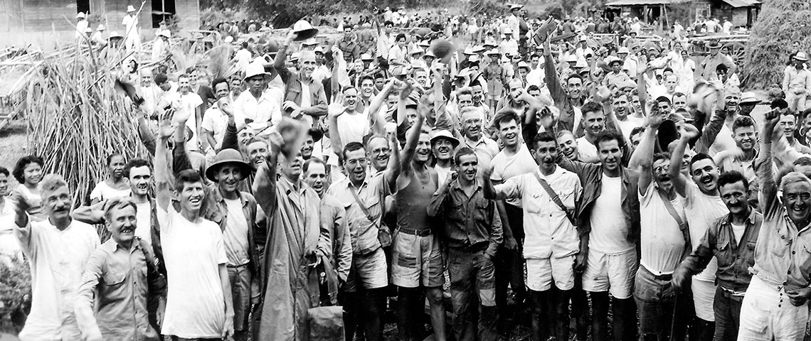 Cabanatuan raid POWs