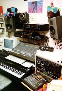 exemple home-studio encombré