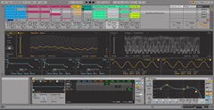 Ableton Live interface