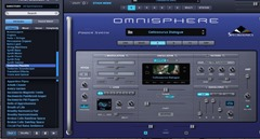 Omnisphere interface