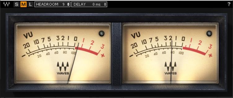Mesure des niveaux sonores avec un Vu-mètre