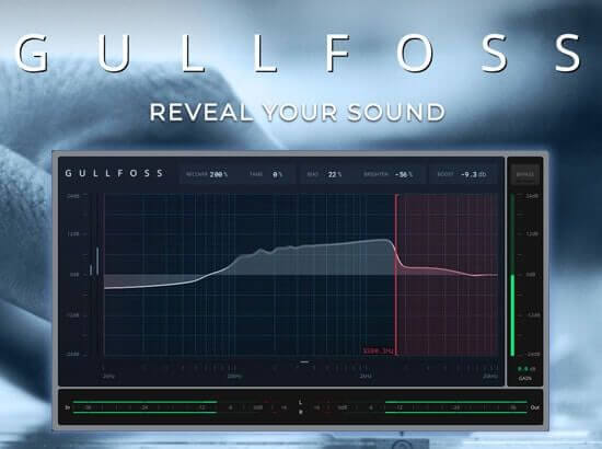 Gullfoss Reveal your sound