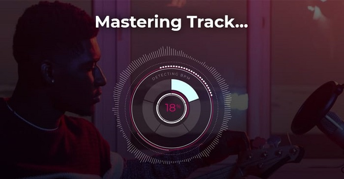 eMastered IA Mastering track