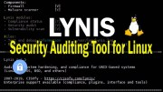 Lynis Tutorial. Free Security auditing tool for Linux