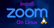How to Install Zoom on Linux using the terminal