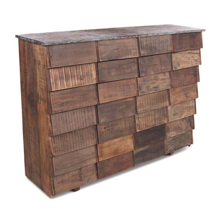 Kommode Schubladen Holz 2021