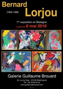 exposition Bernard Lorjou