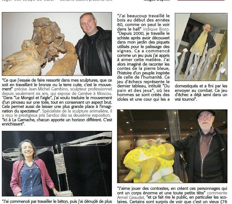 Courrier Vendéen – 17 nov 2011
