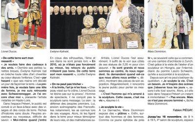 Ouest France – 11 Nov 2014