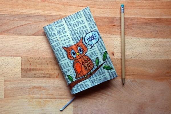 Оформление личного дневника внутри своими руками с фото ...
