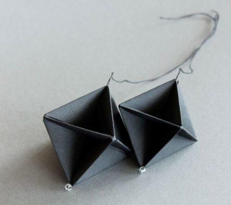 Вертушка из бумаги своими руками: схема оригами - Сайт о ...