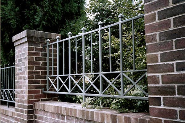 Metal Fence, Iron Decorative Fence & Aluminum Fence In