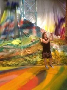 Biennale Venedig, Beitrag von Katharina Grosse